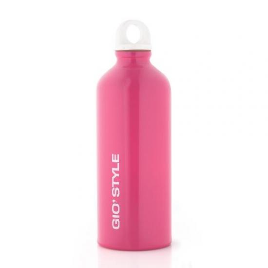 Фото - Алюминиевая бутылка для воды 0,6 л Fuxia купить в киеве на подарок, цена, отзывы