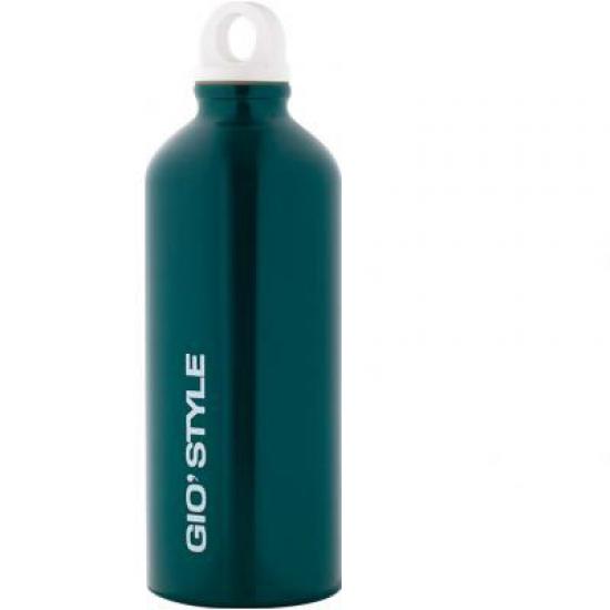 Фото - Алюминиевая бутылка для воды 0.6 л Green купить в киеве на подарок, цена, отзывы