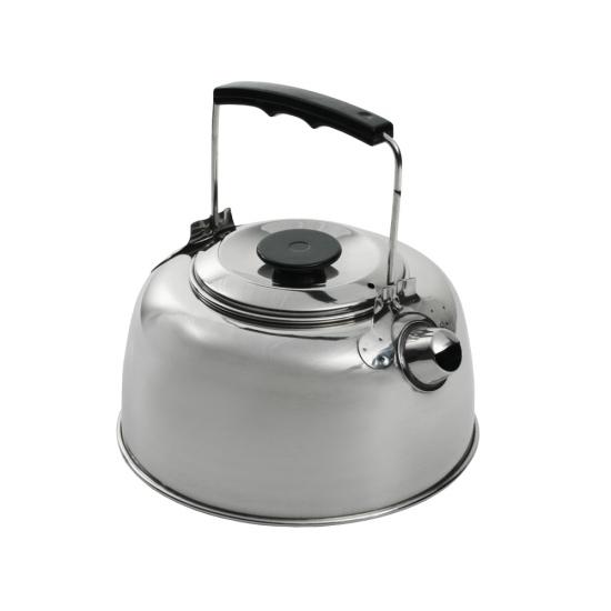 Фото - Стальной нержавеющий чайник купить в киеве на подарок, цена, отзывы