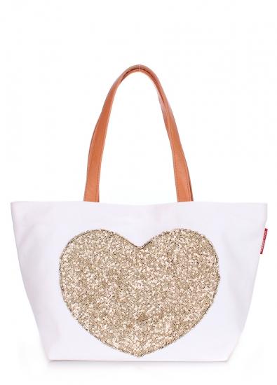 Фото - Текстильная сумка Love купить в киеве на подарок, цена, отзывы