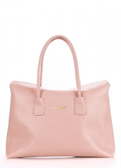 Фото - Женская кожаная сумка Abigail pinky купить в киеве на подарок, цена, отзывы