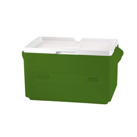 Фото - Термобокс COOLER 24 CAN  STACKER GREEN C004 купить в киеве на подарок, цена, отзывы