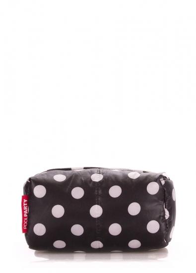 Фото - Косметичка Black dots купить в киеве на подарок, цена, отзывы