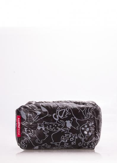Фото - Косметичка Black cats купить в киеве на подарок, цена, отзывы