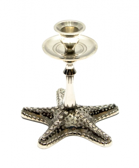Фото - Подсвечник бронзовый Морская звезда купить в киеве на подарок, цена, отзывы