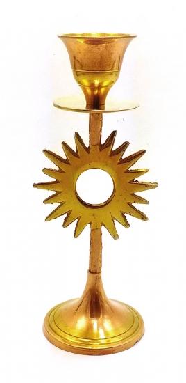 Фото - Подсвечник бронзовый Солнышко купить в киеве на подарок, цена, отзывы