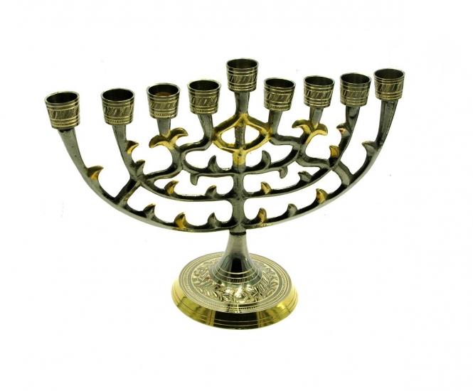Фото - Подсвечник бронзовый на 9 свечей купить в киеве на подарок, цена, отзывы