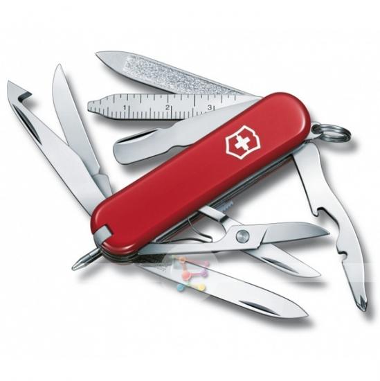 Фото - Нож Victorinox MiniChamp купить в киеве на подарок, цена, отзывы