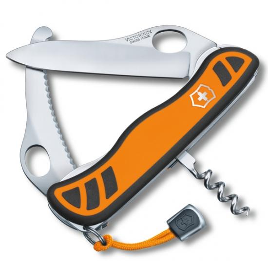 Фото - Нож Victorinox Hunter оранжевый купить в киеве на подарок, цена, отзывы