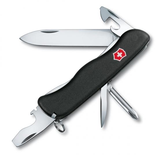 Фото - Нож Victorinox Centurion Black купить в киеве на подарок, цена, отзывы
