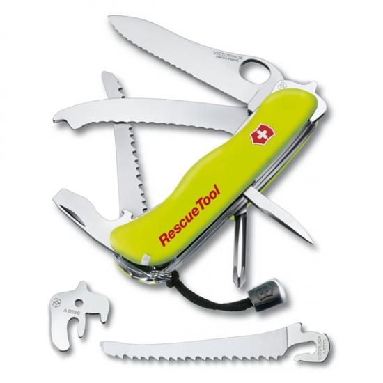 Фото - Нож Victorinox Rescue Tool купить в киеве на подарок, цена, отзывы