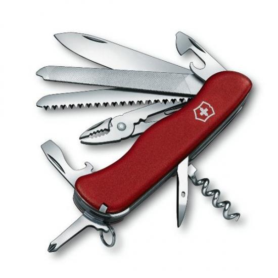 Фото - Нож Victorinox Tradesman купить в киеве на подарок, цена, отзывы