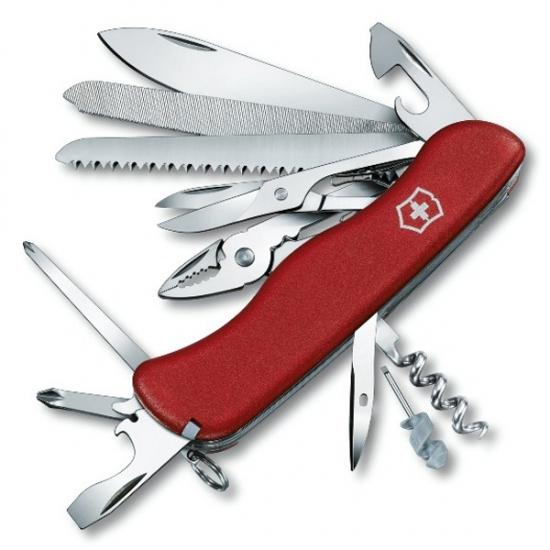 Фото - Нож Victorinox Work Champ купить в киеве на подарок, цена, отзывы