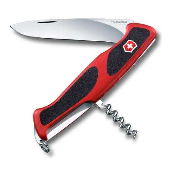 Фото - Нож Victorinox RangerGrip Red купить в киеве на подарок, цена, отзывы