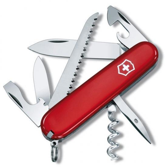 Фото - Нож Victorinox Camper купить в киеве на подарок, цена, отзывы