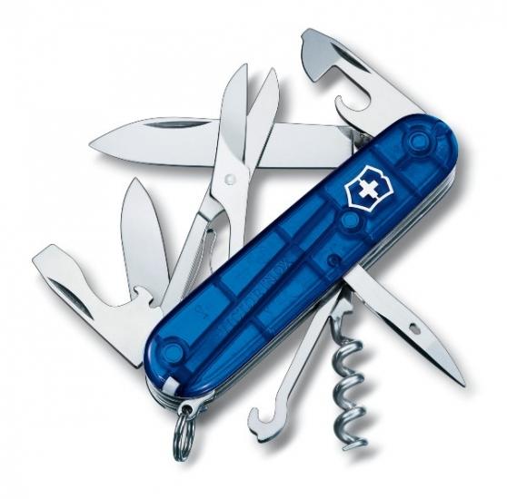 Фото - Нож Victorinox Swiss Army Climber купить в киеве на подарок, цена, отзывы