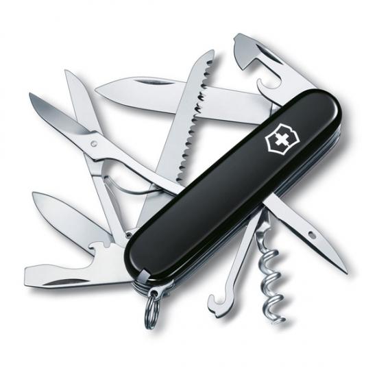 Фото - Нож Victorinox Huntsman купить в киеве на подарок, цена, отзывы