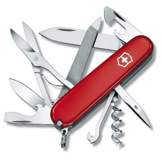 Фото - Нож Victorinox Victorinox Mountaineer купить в киеве на подарок, цена, отзывы
