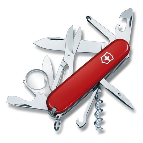 Фото - Нож Victorinox Explorer купить в киеве на подарок, цена, отзывы
