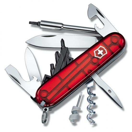 Фото - Нож Victorinox Cybertool купить в киеве на подарок, цена, отзывы
