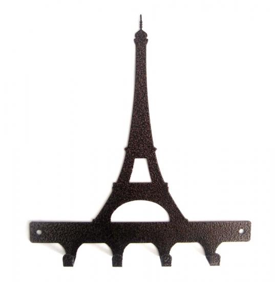 Фото - Вешалка Эйфелева башня купить в киеве на подарок, цена, отзывы