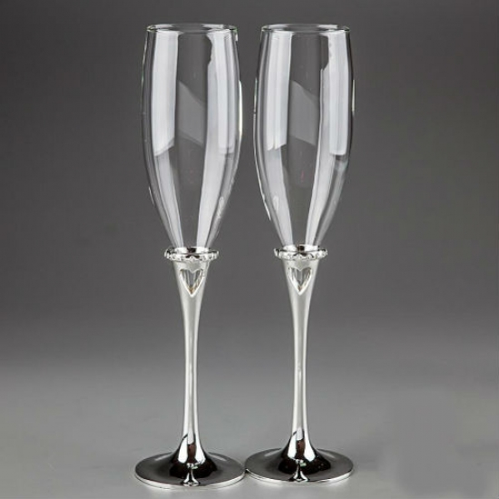 Фото - Свадебные бокалы кольца купить в киеве на подарок, цена, отзывы