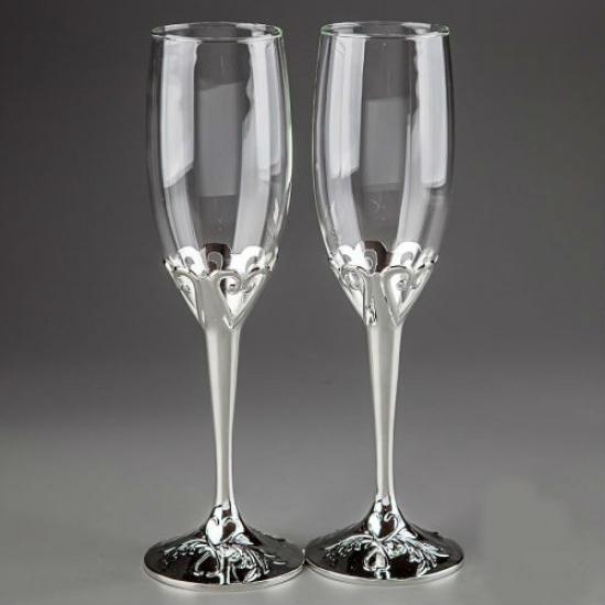 Фото - Свадебные бокалы Riley купить в киеве на подарок, цена, отзывы
