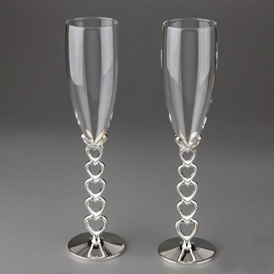 Фото - Свадебные бокалы Kimberly купить в киеве на подарок, цена, отзывы
