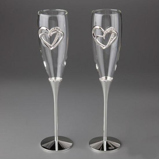 Фото - Свадебные бокалы  Lillian купить в киеве на подарок, цена, отзывы