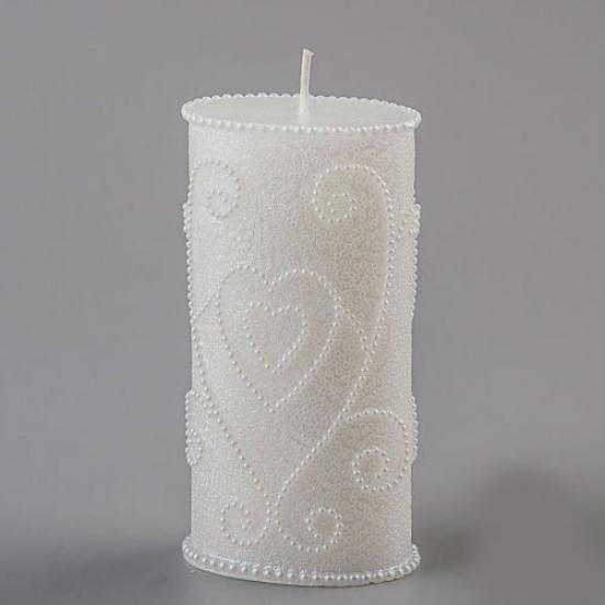Фото - Свадебная свеча Claire купить в киеве на подарок, цена, отзывы