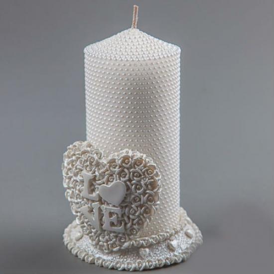 Фото - Свадебная свеча Elizabeth купить в киеве на подарок, цена, отзывы