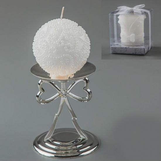 Фото - Свадебная свеча Grace купить в киеве на подарок, цена, отзывы