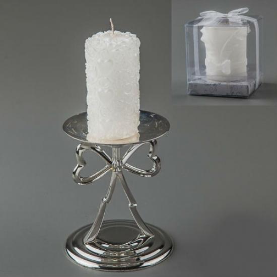 Фото - Свадебная свеча Sophia купить в киеве на подарок, цена, отзывы