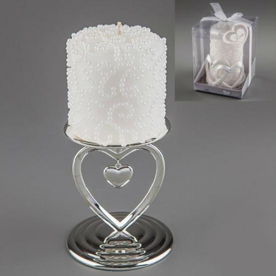 Фото - Свадебная свеча Brianna купить в киеве на подарок, цена, отзывы