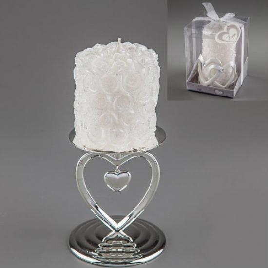 Фото - Свадебная свеча Kayla купить в киеве на подарок, цена, отзывы