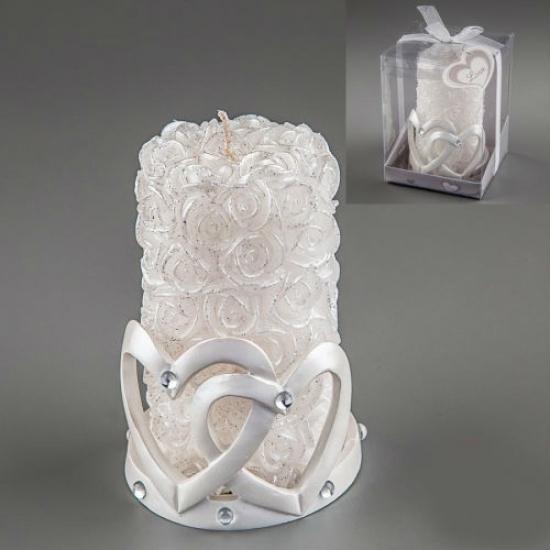 Фото - Свадебная свеча Anna купить в киеве на подарок, цена, отзывы