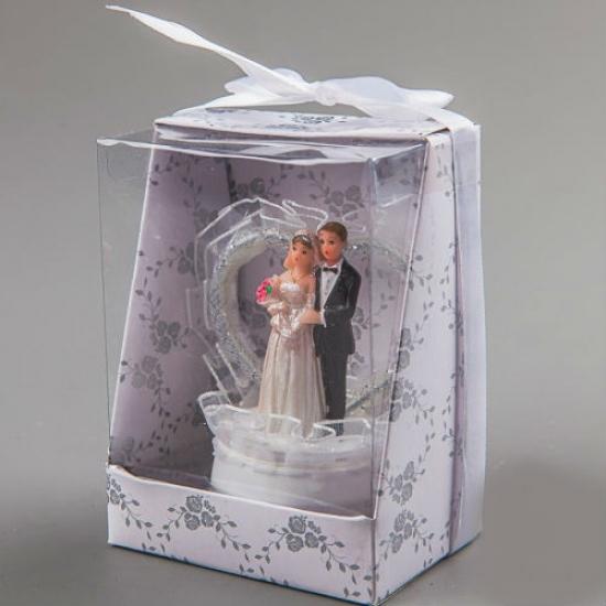 Фото - Фигурка свадебная 8 см купить в киеве на подарок, цена, отзывы
