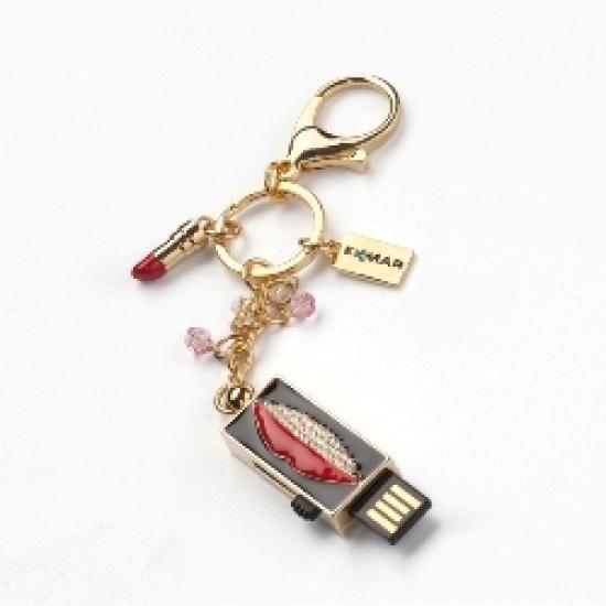 Фото - Флеш накопитель Поцелуй 32 Гб купить в киеве на подарок, цена, отзывы