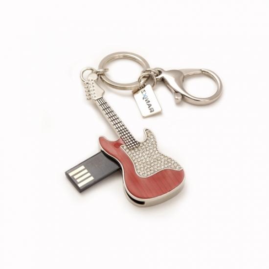 Фото - Флеш накопитель Гитара 4 Гб купить в киеве на подарок, цена, отзывы
