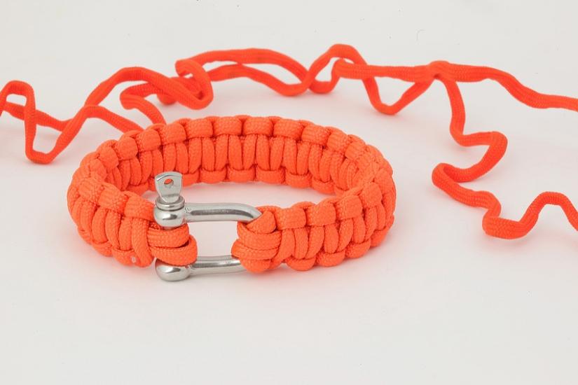 Фото - Браслет-верёвка Шкот  купить в киеве на подарок, цена, отзывы