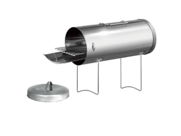 Фото - Коптильное устройство из нержавеющей стали в чехле купить в киеве на подарок, цена, отзывы