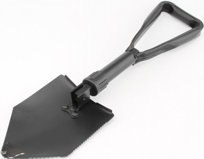 Фото -  Лопата складная в чехле металлическая ручка купить в киеве на подарок, цена, отзывы