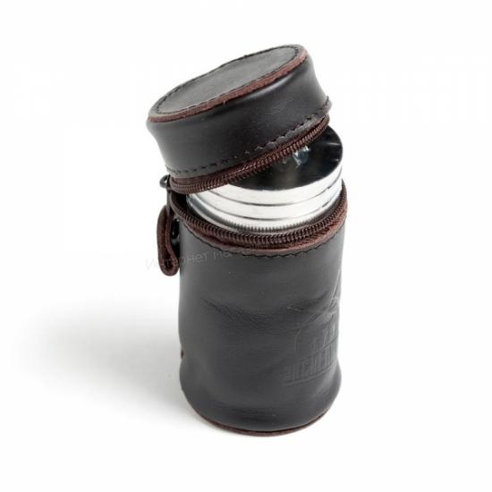 Фото - Набор рюмок в кожаном чехле 6 шт (85мл) купить в киеве на подарок, цена, отзывы