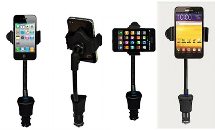 Фото - Автомобильный держатель для телефона купить в киеве на подарок, цена, отзывы