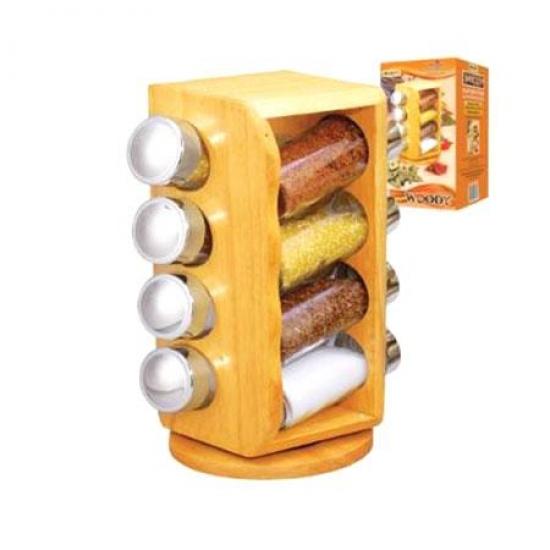 Фото - Набор для специй 8 баночек купить в киеве на подарок, цена, отзывы