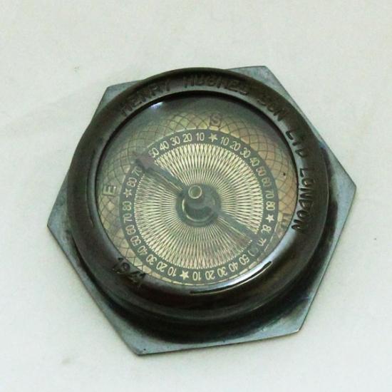 Фото - Педро Кабрал компас в кожаном футляре купить в киеве на подарок, цена, отзывы