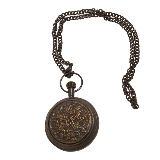 Фото - Часы на цепочке в деревянной коробке Нансен купить в киеве на подарок, цена, отзывы