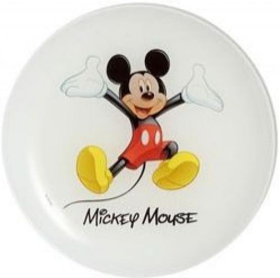 Фото - Тарелка детская 20 см Disney Colors Mickey купить в киеве на подарок, цена, отзывы