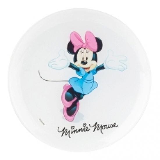 Фото - Тарелка детская 20 см Disney Colors Minnie купить в киеве на подарок, цена, отзывы