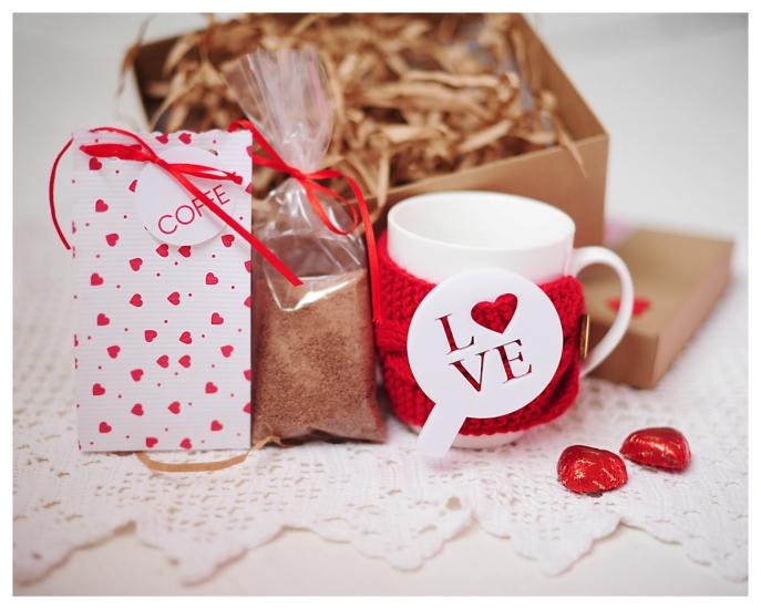 Фото - Подарочный набор Love Coffe купить в киеве на подарок, цена, отзывы